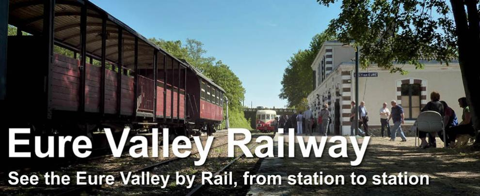 Eure Valley by Railway